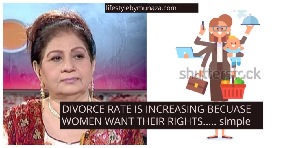 Mrs Khan Curse And Rising Divorce Rate In Pakistan