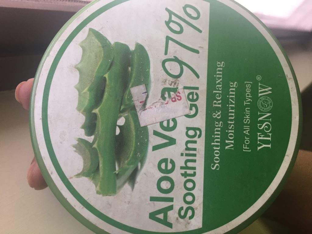 aloe vera gel from alafatah Faisalabad