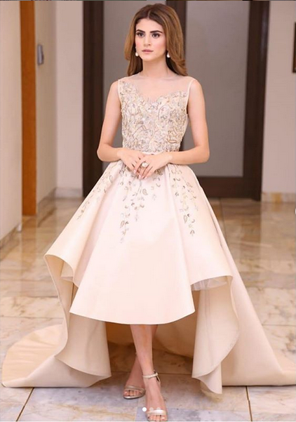zubab rana look for lux awards 2019