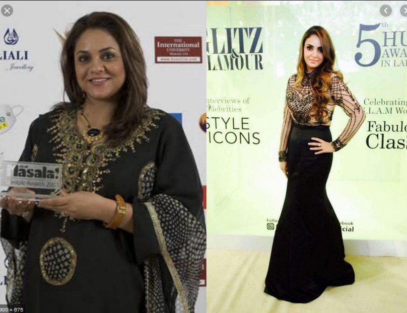 nadia khan weight loss