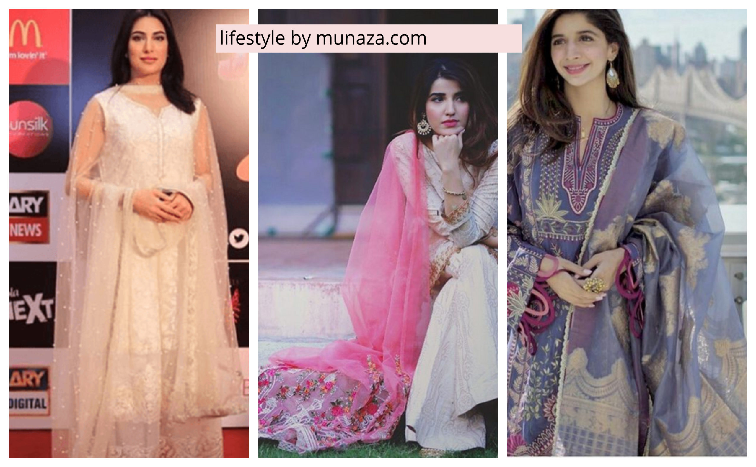 dupattas in trend- lifestyle by munaza