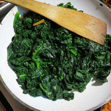spinach to boost immune system