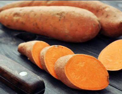 sweet potato to boost immune system