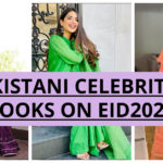 Pakistani celebrities on EID2020