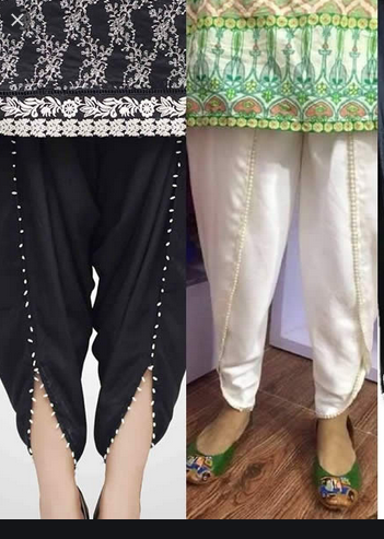 tulip shalwar for eid dress