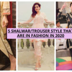shalwar trouser design 2020