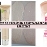 5 best bb creams in pakistan
