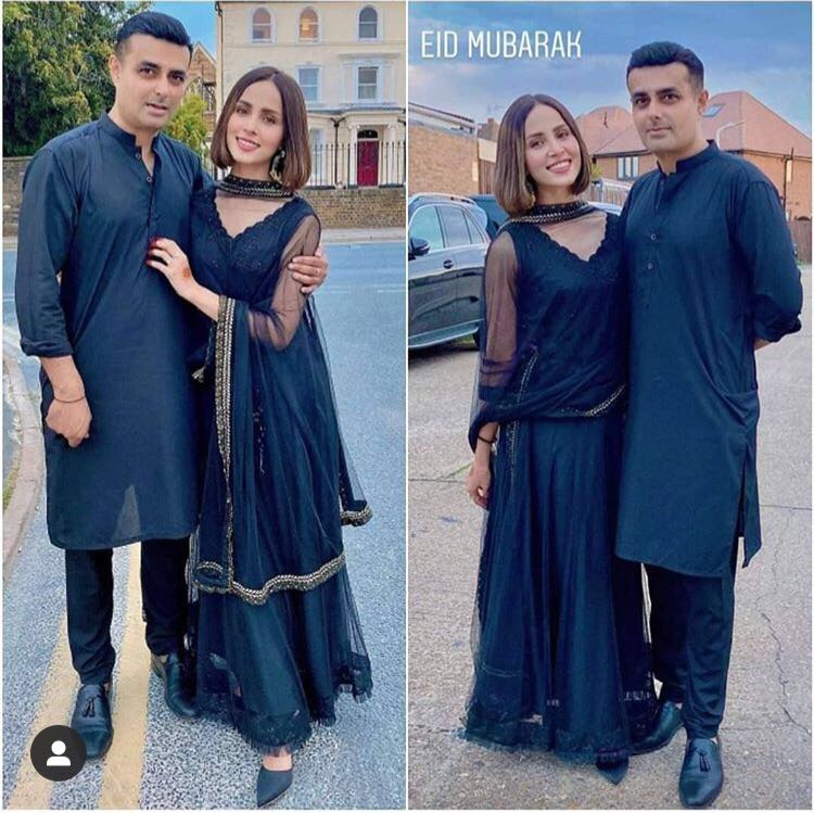 pakistani celebrities eid-ul-adha looks. nimra khan