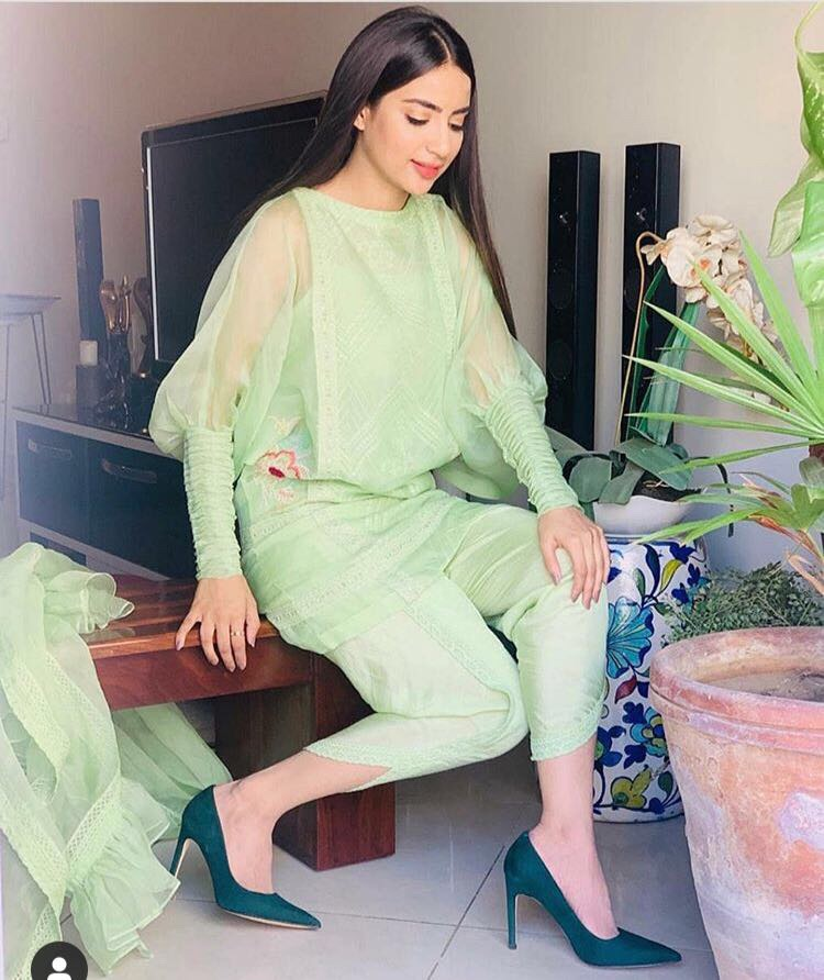 pakistani celebrities eid-ul-adha looks