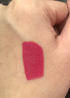 swatch of bubble AB-04 by atiqa odho cosmetics