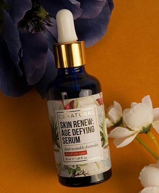 CoNatural Skin Review Age Defying Serum