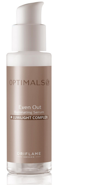 Oriflame Optimals Even Out Illuminating Serums