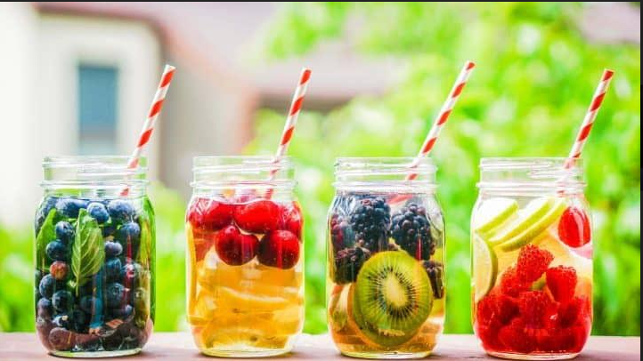 detox water for easy weight loss