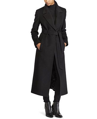 winter style long coat