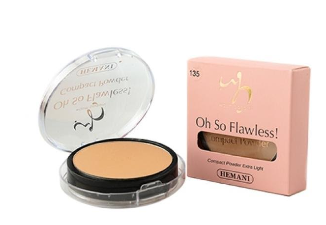 WB by Hemani Oh So Flawless Compact Powder Extra Light