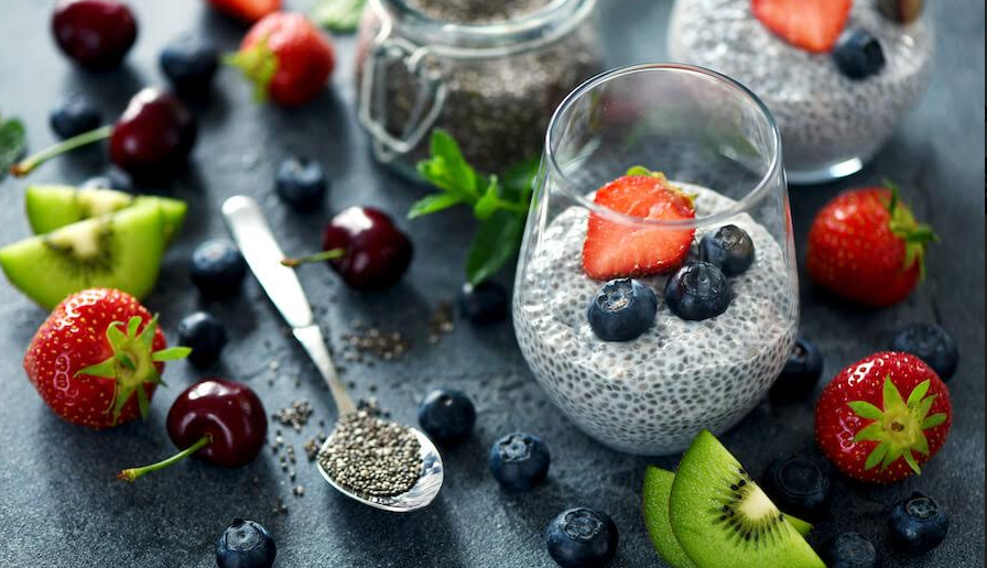 chia seeds to reduce lower belly fat